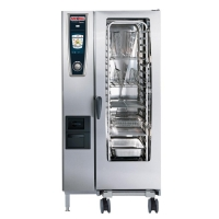 Rational-SCC201E-20-Grid-Self-Cooking-Center-1-1GN-Electric-Combination-Oven
